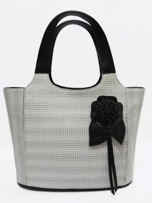 Mayhem Mayhem MAY-SP13-007 Hand Bag (White)