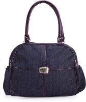 Frosty Fashion Stylish And Sleek FF0100618 Hand-held Bag Purple