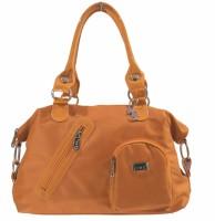 Jinu Trendy A8264 Hand-held Bag - Orange