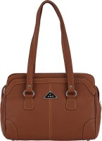 Aadi And Sons Subtle Appeal Hand-held Bag Brown08