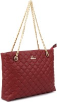 Lavie Americano Hand-held Bag - Maroon