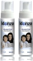 Klenza Alcohol Free Hand Sanitizer Cool Cologne Foam (Pack Of 2) (100 Ml)
