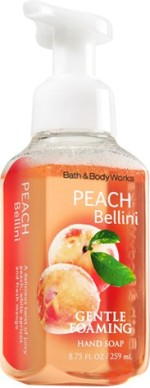 Bath & Body Works Hand Washes and Sanitizers Bath & Body Works Peach Bellini Gentle Foaming Hand Soap