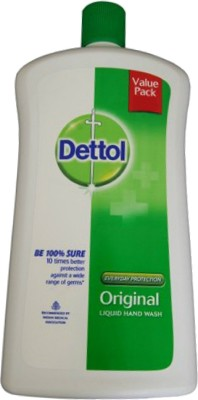 Buy Dettol Original Handwash: Hand Wash Sanitizer