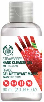 The Body Shop Hand Washes and Sanitizers The Body Shop Strawberry Hand Cleanse Gel