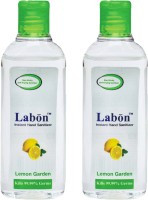 Labon Instant - Combo Pack Of 2 - 110 ML Lemon Garden (110 ML X 2 Packs) Hand Sanitizer (220 Ml)