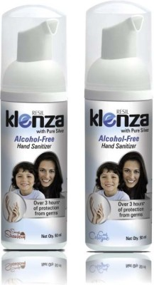 Klenza Alcohol Free Cool Cologne Smooth Strawberry Foam Pens