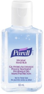 Purell Hand Washes and Sanitizers Purell Hygienic Rub Hand Sanitizer