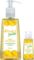 Zuci Pack Of 250 Ml & 30 Ml Hand Sanitizer- Mango Hand Sanitizer (280 Ml)