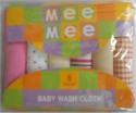 MeeMee Baby Napkins Handkerchief - Pack Of 6