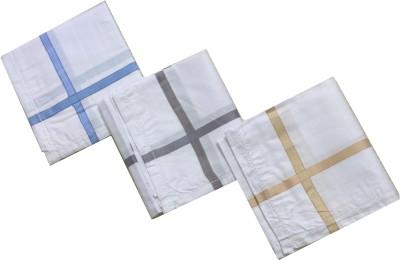 Ashierwad Hankies Ashierwad Crossline Men's Handkerchief