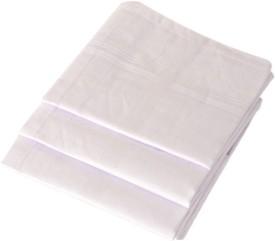 S4S Men's White Handkerchief