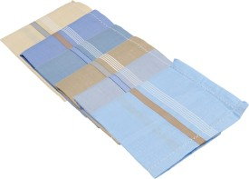 Gumber Plain Handkerchief