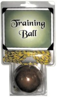 Ceela Sports Training Leather Hanging Ball For Cricket (Pack Of 1)