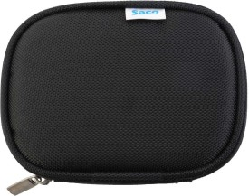 Saco Pouch for Hitachi 1TB Touro USB 3.0 External Hard Disk