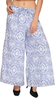Co.in Printed Cotton Women's Harem Pants - HARE4G446RNPNCQV