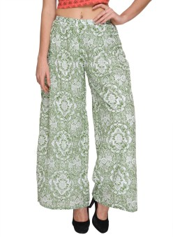 Co.in Printed Cotton Women's Harem Pants - HARE4G44TZZYBAVJ