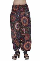 Jaipur Kala Kendra Printed Cotton Women's Harem Pants - HAREYZDVM5YQBVTH