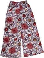 Fiore Printed Cotton Girl's Harem Pants