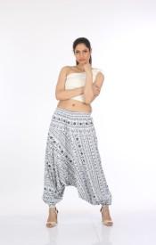 Legrisa Fashion Printed Cotton Lycra Blend Women's Harem Pants