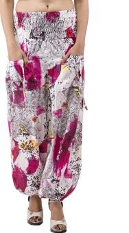 Indi Bargain Printed Cotton Women's Harem Pants - HARE5CXTADYHMZZQ