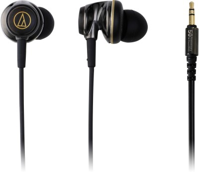 Audio-Technica ATH-CKW1000ANV In Ear Wooden Headphones