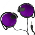 Sony MDR-Q140 Wired Headphones (Purple, On The Ear)