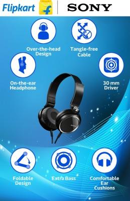 Sony MDR-XB400/BQE Headphones