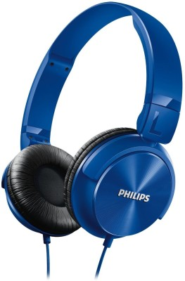 Philips SHL3060BL/00 Dynamic Wired Headphones
