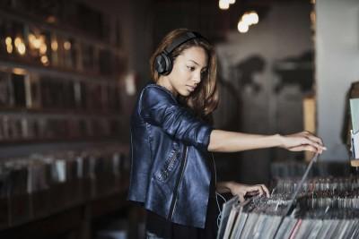 Philips SHL3210BK DJ Monitor Style Headphones