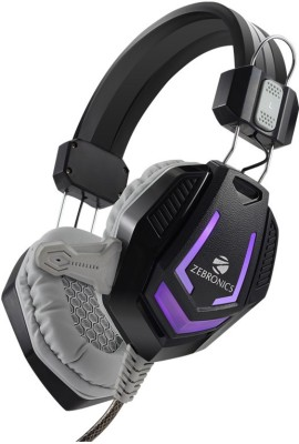 Zebronics Electro Head On Ear Headset
