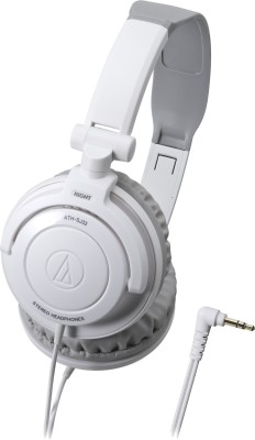 Audio Technica ATH SJ 33 Headphones