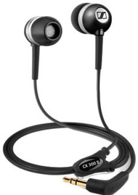 Buy Sennheiser CX 300 II Precision In-ear-canalphone: Headphone