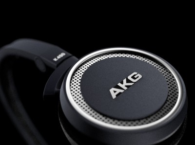 AKG K450 On Ear Headphones
