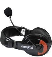 Frontech JIL-3442 Multimedia Headphone Wired Headphones