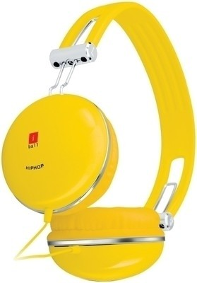 iBall Hiphop Headphones