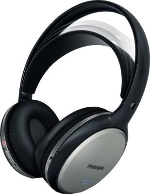 Philips SHC5100 Over the ear Headphone Black, Over the Head