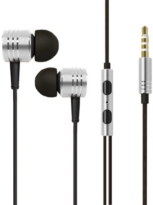 Kewin Ultra Stero In-Ear Enhanced Bass Hi-Fi Noise Isolating Stereo Dynamic Extra Bass Wired Headphones