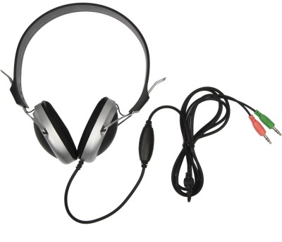 Zippys Boom Stereo Dynamic Headphone Wired Headphones