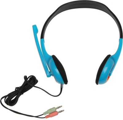 Zippys HP-01 Stereo Dynamic Headphone Wired Headphones