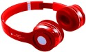 Fadedge Beatz Solo S 450 Premium Quality(Rt) Stereo Dynamic Headphone Wireless Bluetooth Headphones (Red, Over The Ear)