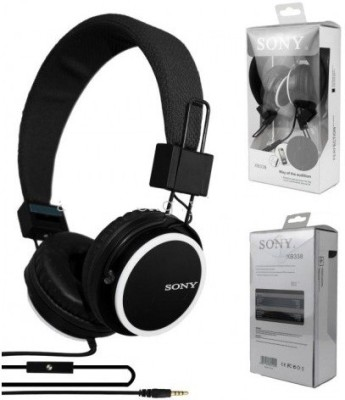 Mobitech XB338 Stereo dynamic headphone Wired Headphones