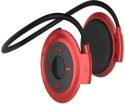 Fresh Beatz High Quality MINI 503 Stereo Dynamic Headphone Wireless Bluetooth Headphones (Red, Over The Ear)