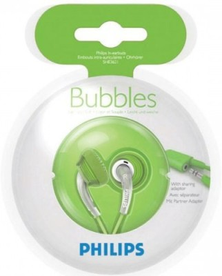 Philips SHE3621 STEREO DYNAMIC SOUND Wired Headphones available at Flipkart for Rs.349