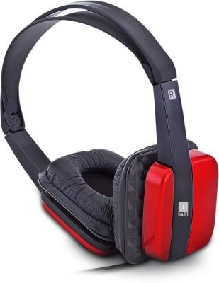 iBall PULSE BT4 Bluetooth with Mic Stereo Headphone Headphones
