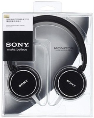 Sony Mdr-Zx600 Over-the-ear Headset