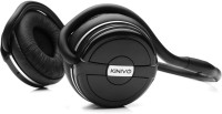 Kinivo BTH240 Wireless Bluetooth Headphones (Black, Behind The Neck)