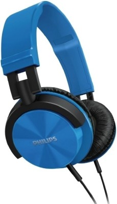 Philips SHL3000BL Over-the-ear Headphone Blue, Over the Head-headphones