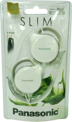 Buy Panasonic RP-HS46E-W Wired Headphones: Headphone
