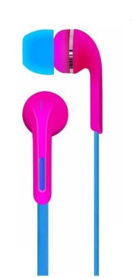 Bell BLHFK 215 PNK / S BLU Wired Headphones